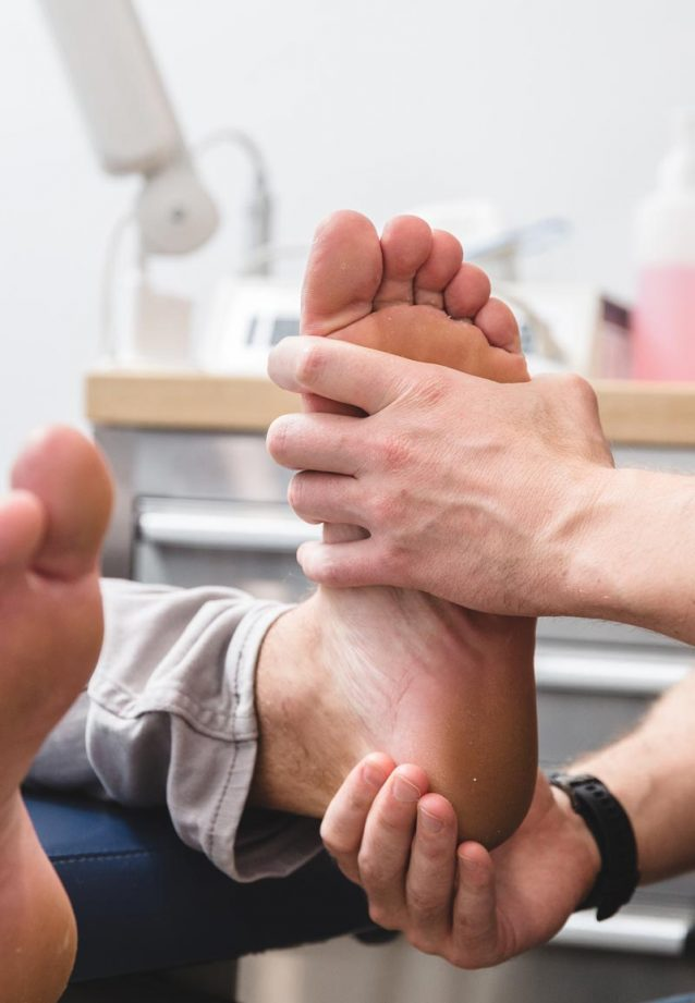 podiatry shellharbour